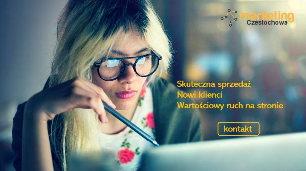 Kampania SEM i SEO Częstochowa