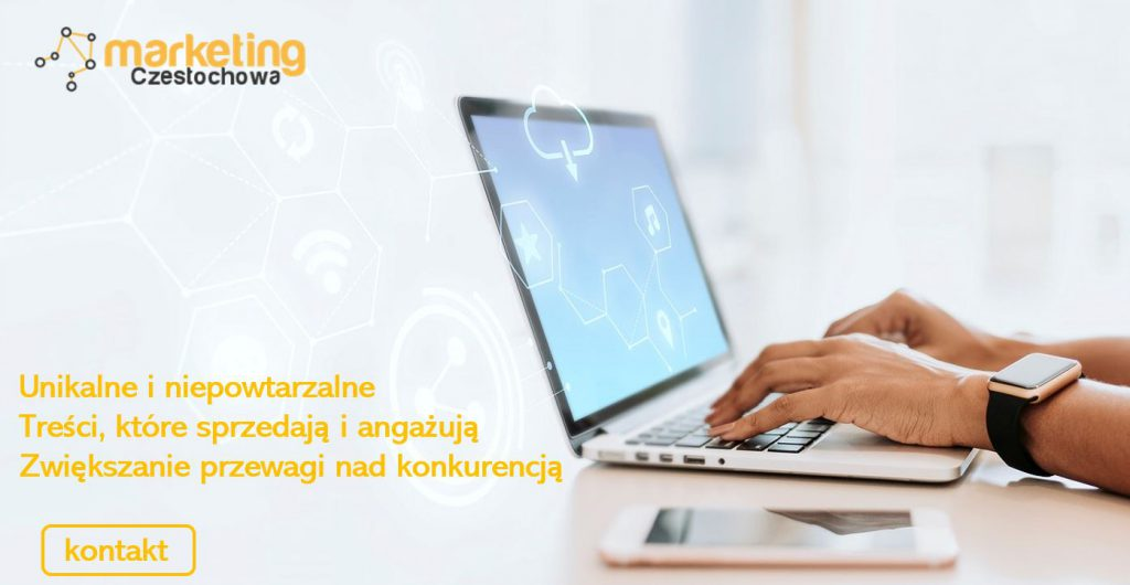 content marketing Częstochowa