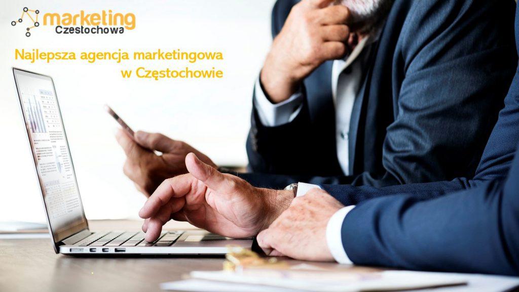 agencja marketingowa Częstochowa