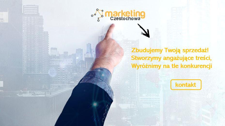 content marketing dla firm z Częstochowy