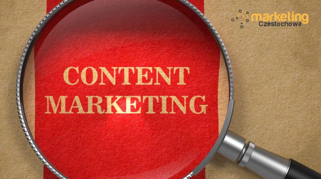 content marketing w Częstochowie
