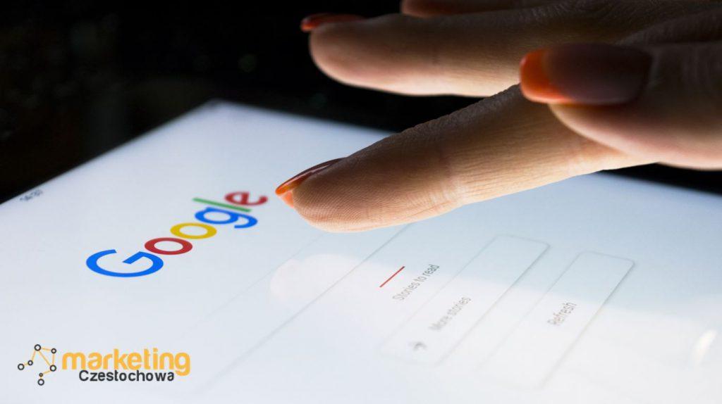 marketing lokalny w Google