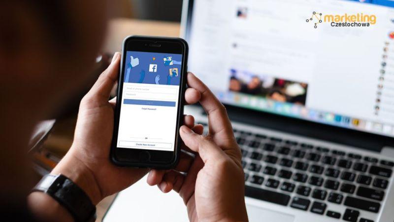 prowadzenie facebooka Częstochowa