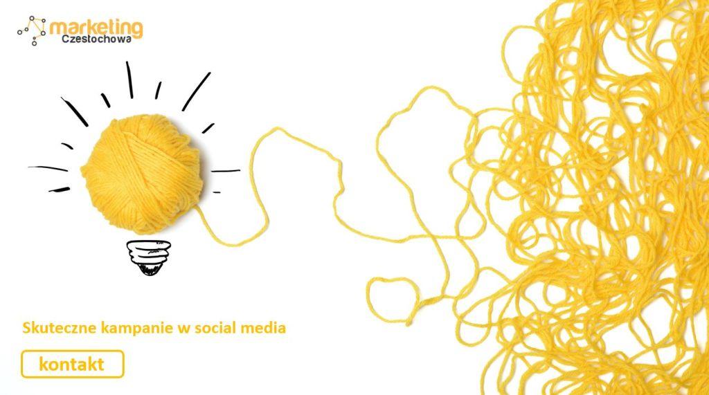 social media marketing Częstochowa